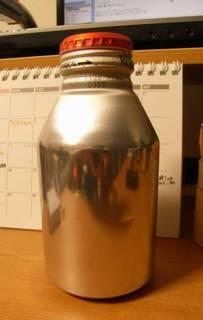 無垢のボトル