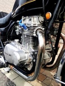 Z400LTD エンジン.jpg